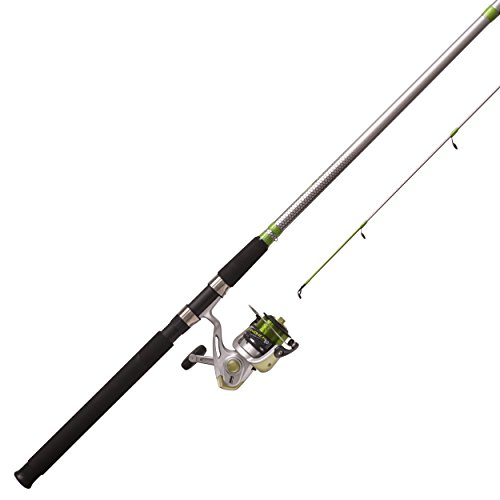 Zebco Stinger Spin Reel (2Pack Combo) (海外取寄せ品)