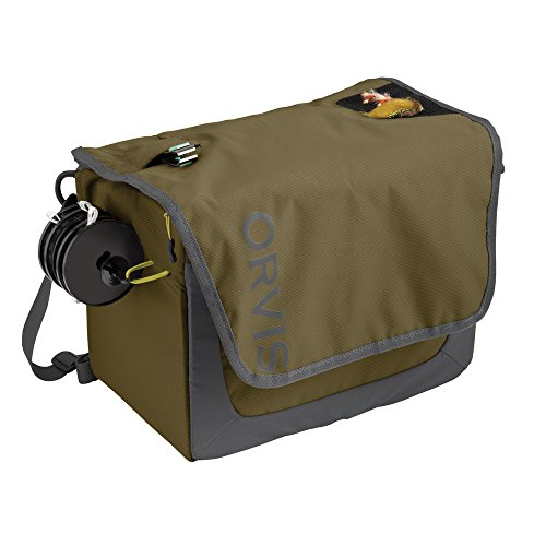 Orvis Safe Passage Guide キット Bag オリーブ/グレー OS (海外取寄せ品)