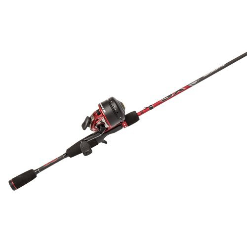 Abu Garcia Abumatic SX Rod & Reel コンボ, 6'/Medium (海外取寄せ品)