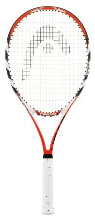 Head Micro ゲル ラジカル MP Strung テニス Racquet without カバー (4.375) (海外取寄せ品)