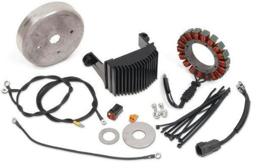 Cycle Electric 70 Series 45 AMP 3-パース Alternator キット CE-73T 「汎用品」(海外取寄せ品)