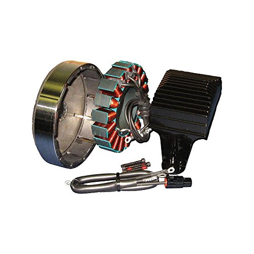 Cycle Electric 80 Series 50 AMP 3-パース Alternator キット CE-84T-09 「汎用品」(海外取寄せ品)