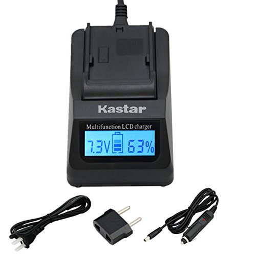 Kastar Ultra ファスト Charger(3X faster) キット for Nikon Coolpix S32 S100 S2500/2600/2700/2750/2800 S3100/3200/3300/3400/3500/3600 S4100/4150/4200/4300/4400 S5200/5300 S6400/6500/6600/6700 S6800 MH-66 「汎用品」(海外取寄せ品)
