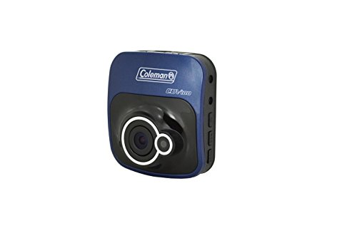 Coleman CDV100 Full HD 1080p Car Dashboard Camera 「汎用品」(海外取寄せ品)
