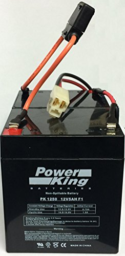 ハイ パフォーマンス Razor Trikke E2 Scooter Batteries, Wiring Harness No Soldering! イージー スライド on Terminals Beiter DC PowerR 「汎用品」(海外取寄せ品)