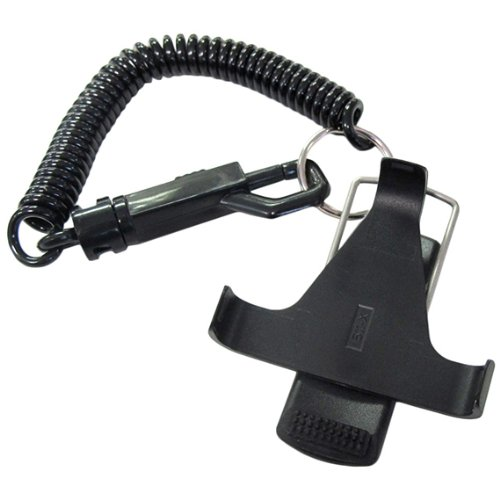 (10 Pack) PTO511: Hinge Clip Assembly with Coil Lanyard (BPX Phones) 「汎用品」(海外取寄せ品)