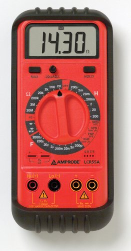 Amprobe LCR55A Inductance, Capacitance, and レジスタンス Tester 「汎用品」(海外取寄せ品)
