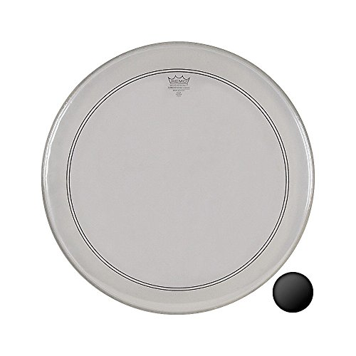 Remo Powerstroke P3 Clear Bass Drumhead, 26