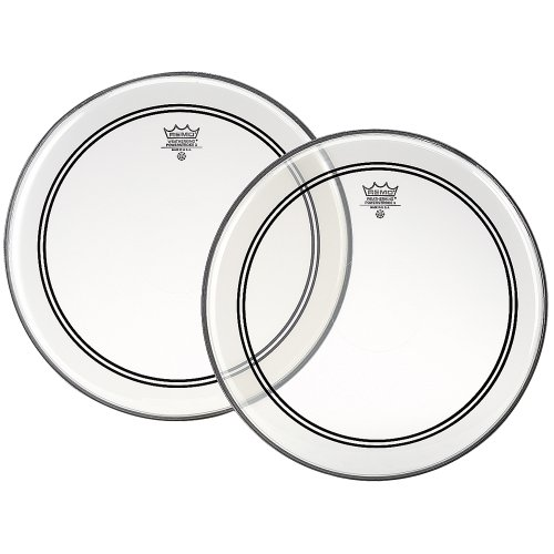 Remo Powerstroke P3 Clear Bass Drumhead, 20