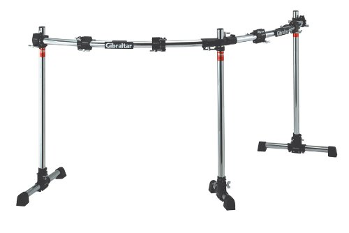 Gibraltar GRS-850DBL Curved Double-Bass Rack (海外取寄せ品)