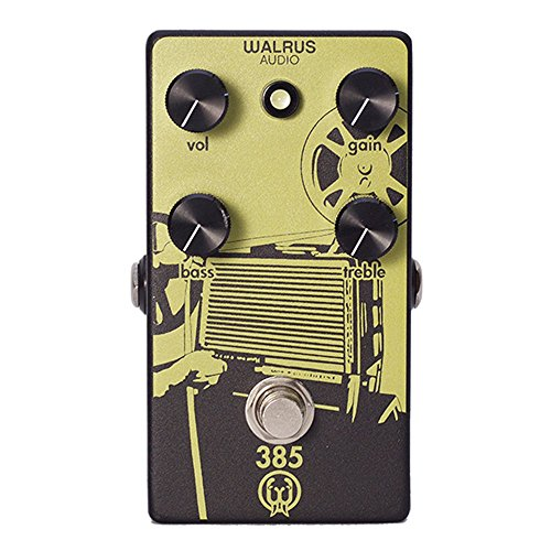 Walrus Audio 385 Overdrive Guitar Effects Pedal (海外取寄せ品)