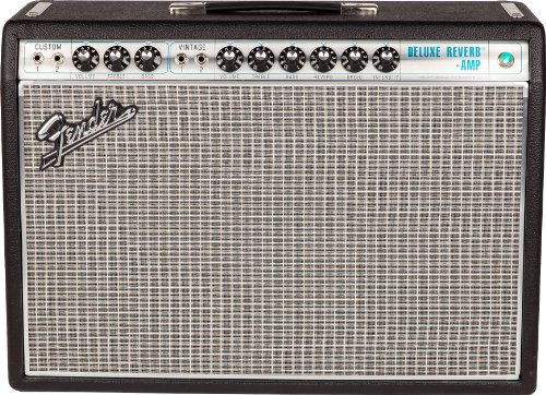 Fender 68 Custom Deluxe Reverb Amplifier (海外取寄せ品)