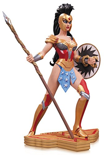 <title>DC [並行輸入品] Collectibles ワンダーウーマン Wonder Woman The Art of ウォー by Amanda Conner Statue 海外取寄せ品</title>