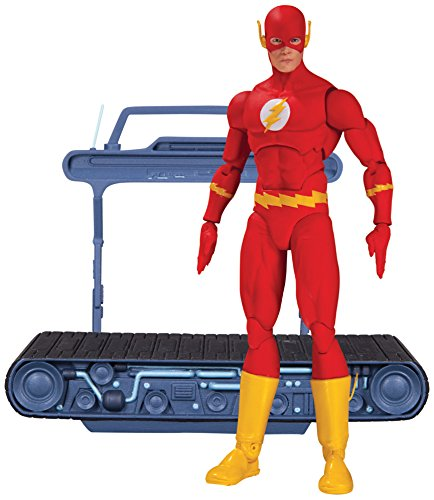 DC Collectibles DC コミック Icons: ザ フラッシュ The Flash チェーン Lightning アクション Figure (海外取寄せ品)