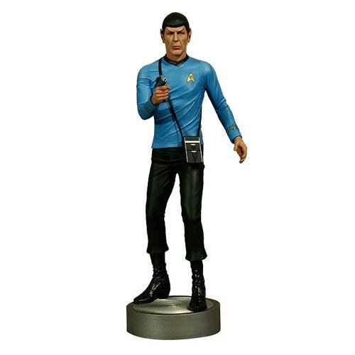 Hollywood Collectibles スタートレック Star Trek: Mr. Spock 1:4 Scale Statue (海外取寄せ品)
