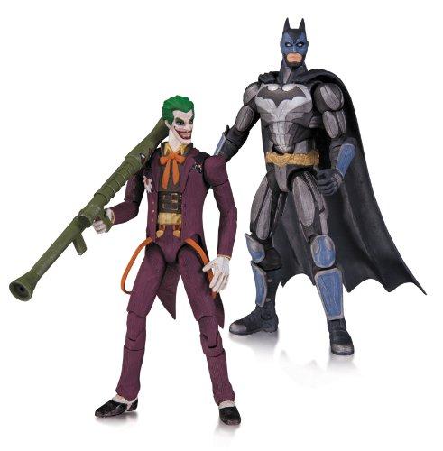 DC Collectibles Injustice: バットマン Batman and The ジョーカー 3.75