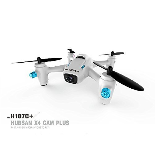 Hubsan X4 Camera Plus H107C+ 2.4G RC Quadcopter with 720P Camera RTF 「汎用品」(海外取寄せ品)