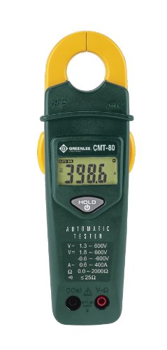 Greenlee CMT-80 オートマチック Electrical Tester 「汎用品」(海外取寄せ品)