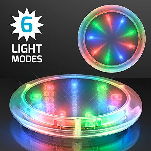 Infinity Tunnel LED Coasters (Set of 4) 「汎用品」(海外取寄せ品)