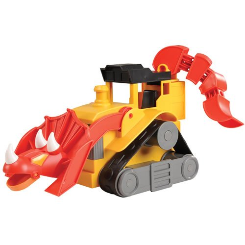 Educational Insights Dino Construction カンパニー-T-Top the Triceratops Bulldozer 「汎用品」(海外取寄せ品)