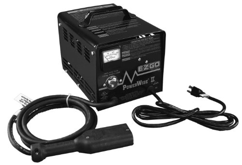 E-Z-GO Powerwise II Charger, 36-Volt 「汎用品」(海外取寄せ品)
