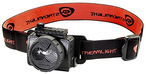 Streamlight 61601 Double Clutch USB Rechargeable Headlamp, ブラック 「汎用品」(海外取寄せ品)