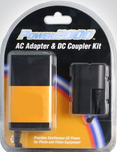 BLD-10 AC Adapter and DC Coupler キット for GF2 & G3 デジタル Cameras by Power2000 「汎用品」(海外取寄せ品)