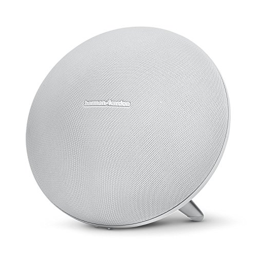 Harman Kardon オニキス Studio 3 Wireless スピーカー System with Rechargeable バッテリー and ビルトイン Microphone - ホワイト 「汎用品」(海外取寄せ品)