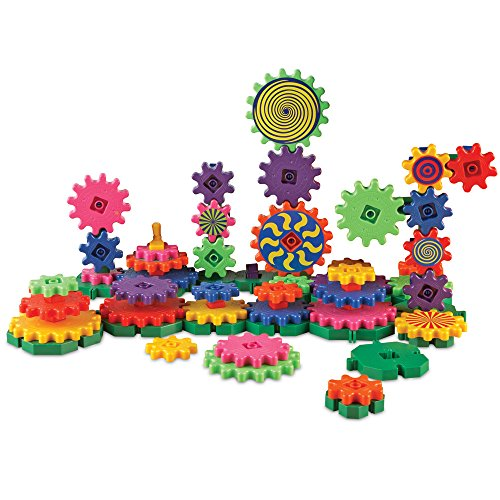 Learning Resources Gears! Gears! Gears! Wacky ファクトリー 「汎用品」(海外取寄せ品)