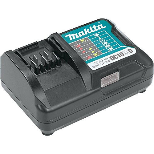 Makita DC10WD CXT Lithium-イオン Charger, 12V 「汎用品」(海外取寄せ品)