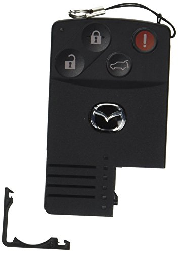 Mazda TDY1-67-5RYA Remote Control Transmitter for Keyless Entry and アラーム System 「汎用品」(海外取寄せ品)