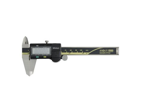 Mitutoyo 500-195-30 Advanced Onsite Sensor Absolute Scale デジタル Caliper, 0-4