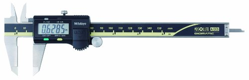 Mitutoyo 500-160-30 Advanced Onsite Sensor Absolute Scale デジタル Caliper, 0-6