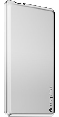 mophie Powerstation 2X for Smartphones and Tablets (4,000 mAh) - Aluminum 「汎用品」(海外取寄せ品)
