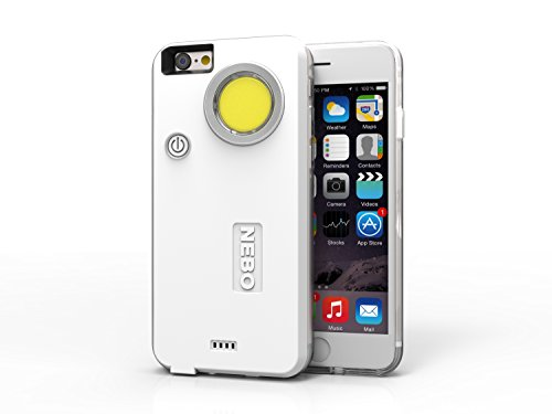 Nebo Cell Phone ケース for iPhone 6 - ホワイト 「汎用品」(海外取寄せ品)
