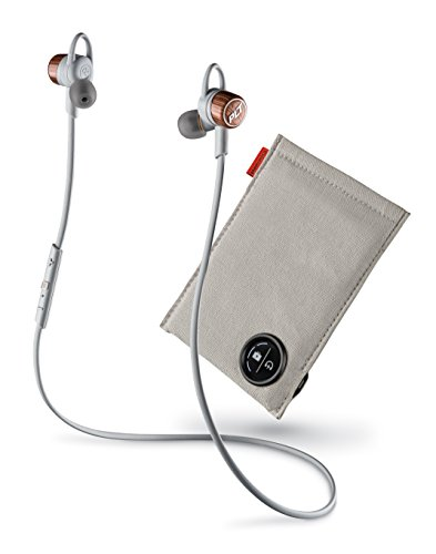 Plantronics BackBeat GO 3 - Wireless Headphones - コッパー グレー with Charge ケース 「汎用品」(海外取寄せ品)