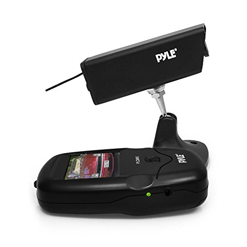 Pyle PLCMH5 Wireless Rearview バックアップ Trailer / Hitch Camera, 防水 ナイト ビジョン HD Vehicle Cam 「汎用品」(海外取寄せ品)