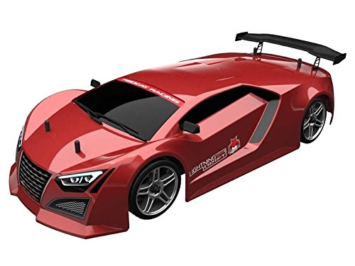 Redcat レーシング Lightning EPX プロ 1/10 Scale Brushless Electric Car - メタリック レッド 「汎用品」(海外取寄せ品)