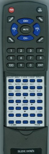PROSCAN リプレイスメント Remote Control for PLDED3996A, PLDED3273AB, PLD3283D, PLDED3992A 「汎用品」(海外取寄せ品)