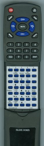 SHARP リプレイスメント Remote Control for RRMCGA087AWSA, CDES777 「汎用品」(海外取寄せ品)
