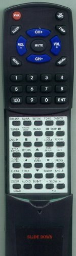 RCA リプレイスメント Remote Control for HTS5000 31-5020, HTS3000 31-5020, HTS6000 31-5020 「汎用品」(海外取寄せ品)