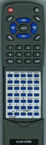 LG リプレイスメント Remote Control for AGF76578735, 47LM4700, AKB73615386, 42LM3700 「汎用品」(海外取寄せ品)