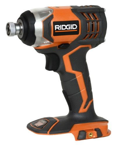 RIDGID R86034 18-Volt X4 Impact ドライバー (Bare Tool - No Batteries, Charger or Case) by Ridgid 「汎用品」(海外取寄せ品)