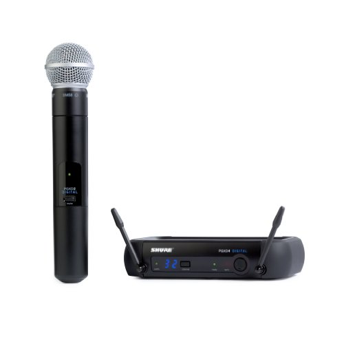 Shure PGXD24/SM58-X8 Wireless Microphones 「汎用品」(海外取寄せ品)