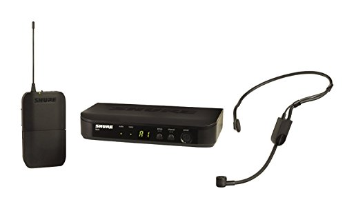 Shure BLX14/P31-H10 Wireless System with PGA31 ヘッドセット Microphone, H10 「汎用品」(海外取寄せ品)