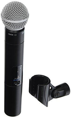 Shure PGXD2/SM58=-X8 ハンドヘルド Transmitter with SM58 Microphone 「汎用品」(海外取寄せ品)