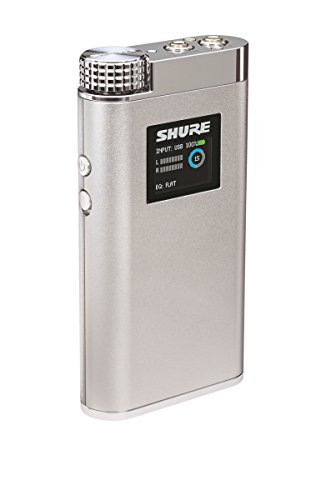 Shure SHA900 Portable Listening Amplifier with USB DAC and Customizable EQ Control 「汎用品」(海外取寄せ品)
