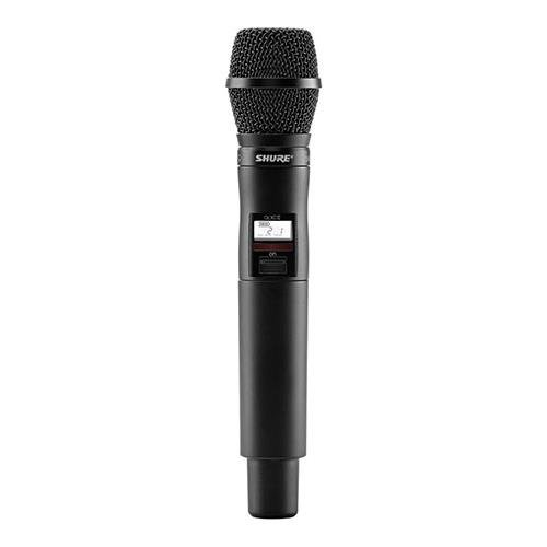 Shure QLXD2/SM87 ハンドヘルド Wireless Transmitter with SM87A Microphone, L50 「汎用品」(海外取寄せ品)