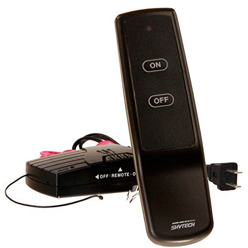 Skytech 9800322 スカイ-1410-A Fireplace Remote Control 「汎用品」(海外取寄せ品)