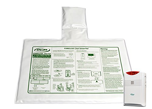 Cordless/Wireless Chair Exit アラーム System Plus Kerr Medical Pad Cleansing Wipes 「汎用品」(海外取寄せ品)